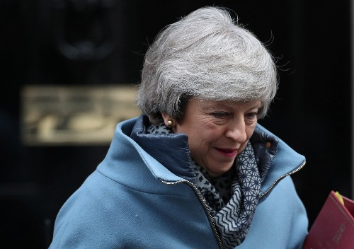 Britain's PM May could face another Brexit defeat in parliament