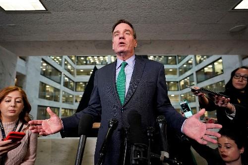 U.S. senator convening meetings to warn business, academia of China threat