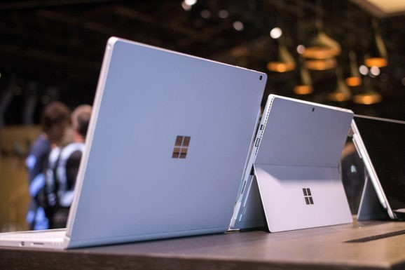 Microsoft cites professionals' 'disappointment' with MacBook Pro for growth in Surface sales