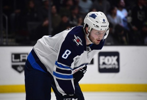 Rangers acquire D Trouba in trade with Jets