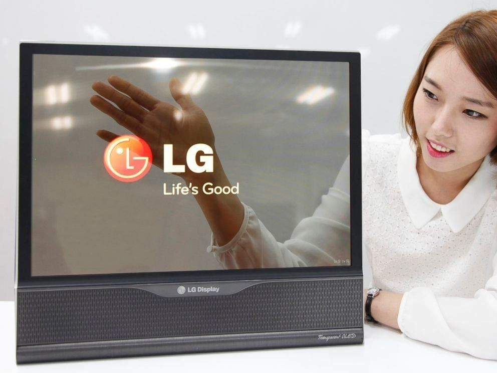 The Future Television Will Be Paper Thin and Rollable, LG Says
