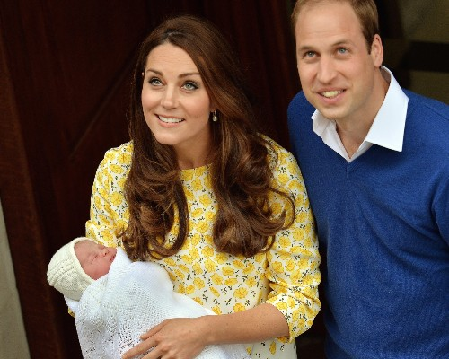It's a Girl For the Duke and Duchess of Cambridge: Pictures