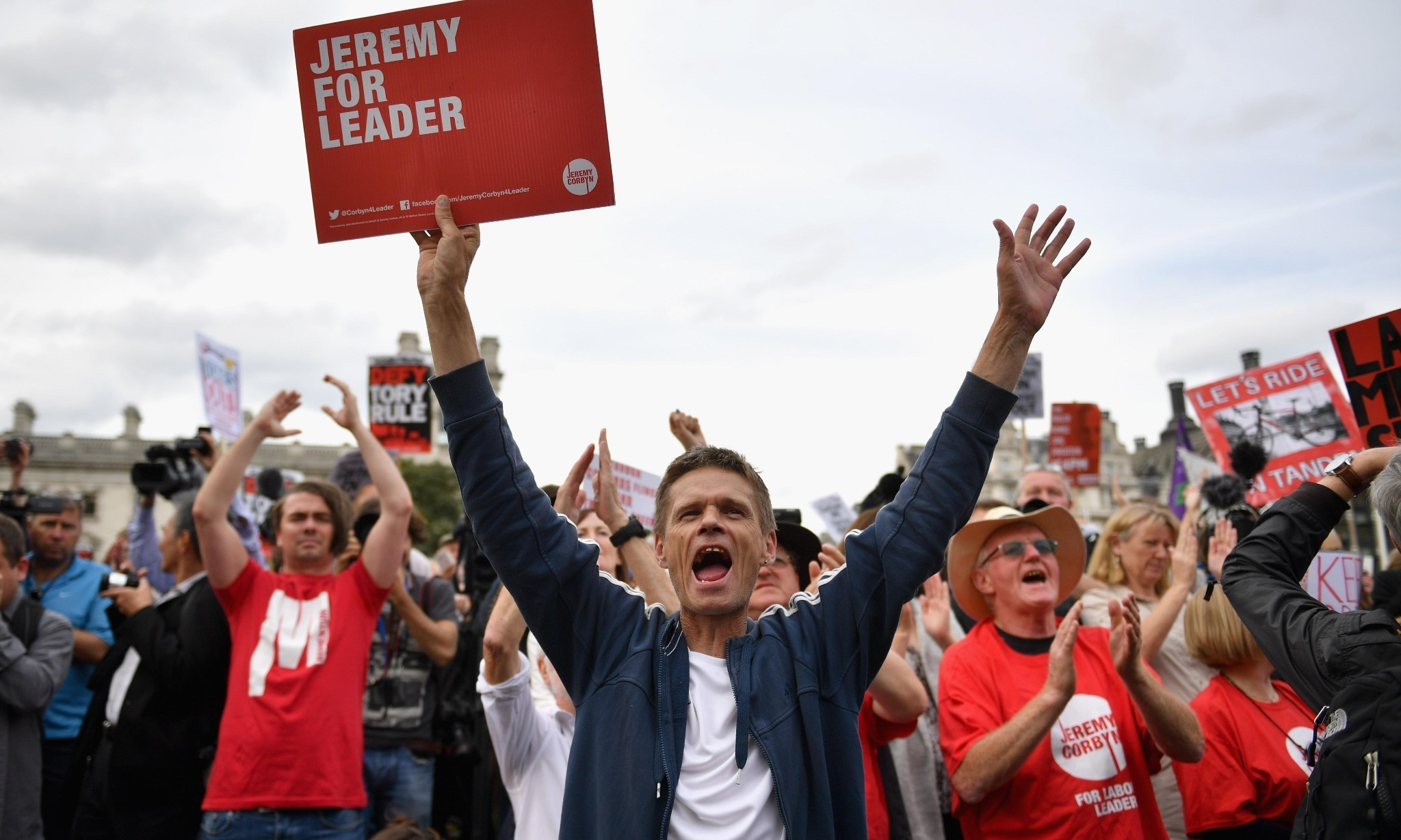 Corbyn supporters are not delusional Leninists but ordinary, fed-up voters