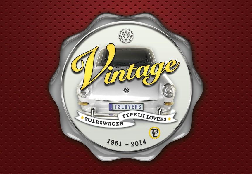 Vintage - VW Type 3 #t3lo