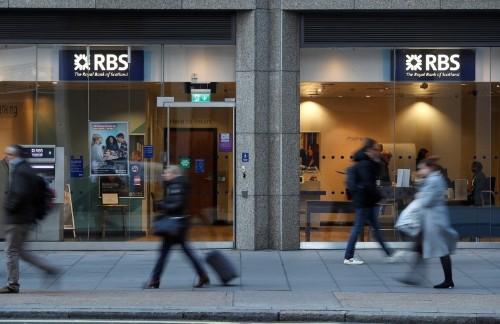 Royal Bank of Scotland выплатил дивиденды впервые за десятилетие