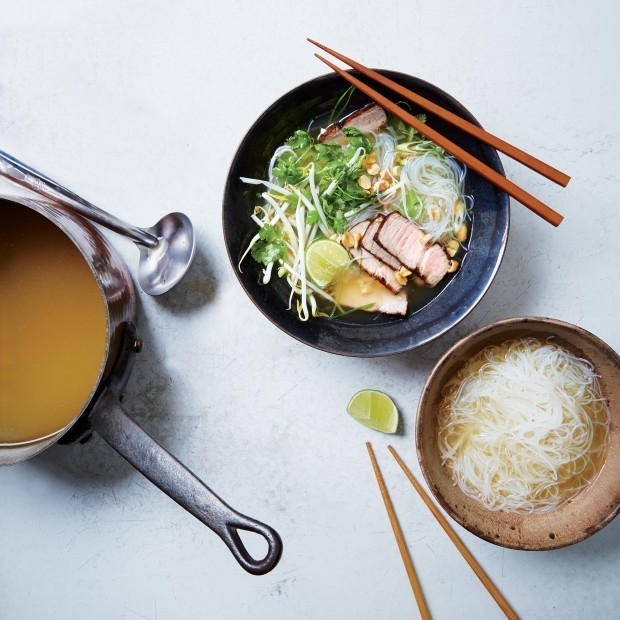 Sweater Weather Means Pho Weather