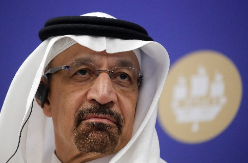 Saudi seeks oil supply protection as U.S and Iran face off