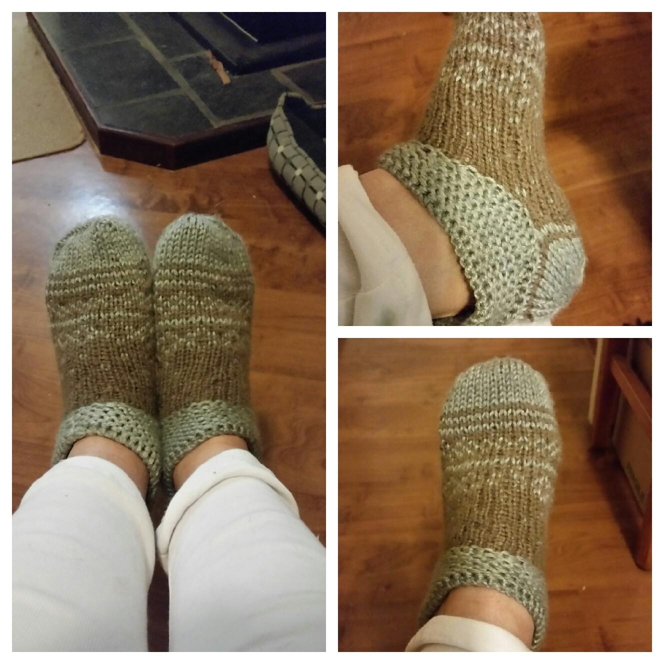 Selfoss slippers