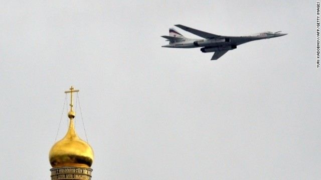 Russia plans bomber flights near U.S. shores