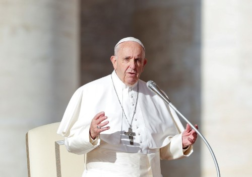 Pope removes two cardinals hit by sex scandals from group of close advisers