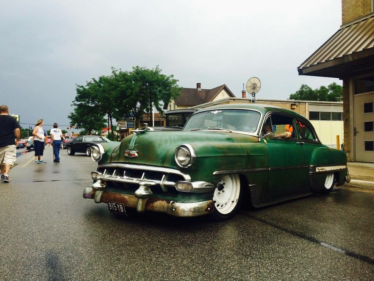 Chevy on Broadway.