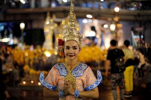 Thailand expects tourism revenue of nearly $50 billion in 2017
