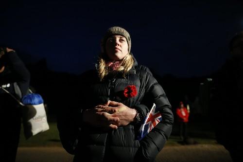 Australia leader plays down terror threat at Gallipoli event