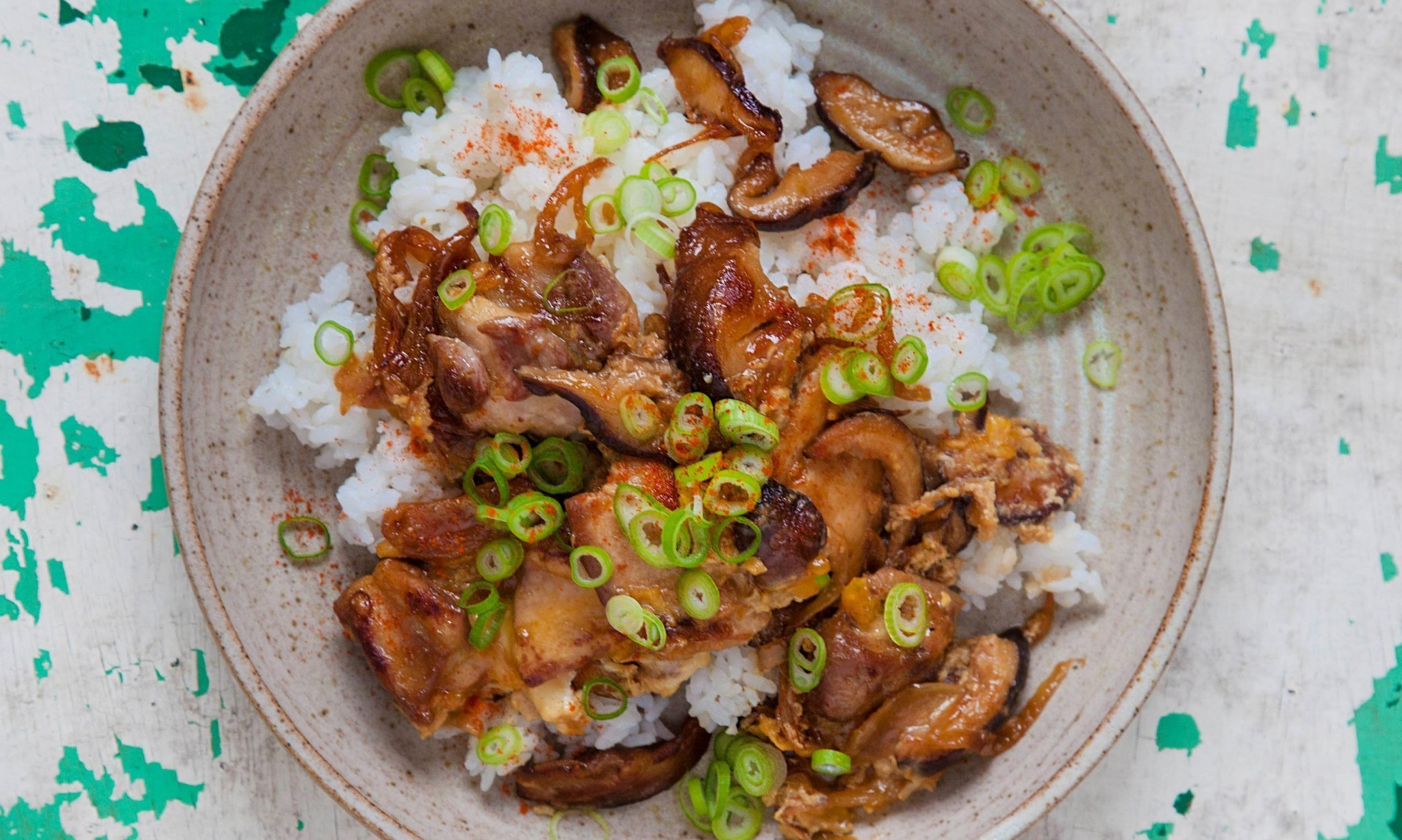Six of the best rice bowl recipes