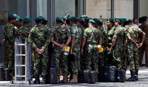 Sri Lanka government declares curfew, shuts down access to major social media sites