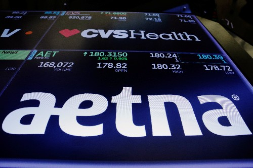 Aetna, other health insurers team up with IBM on blockchain project
