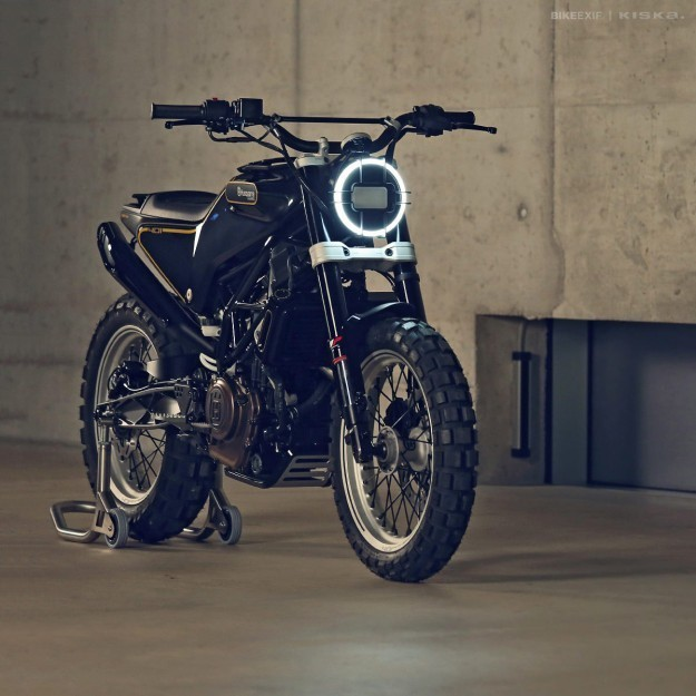 Husqvarna motorcycle concepts