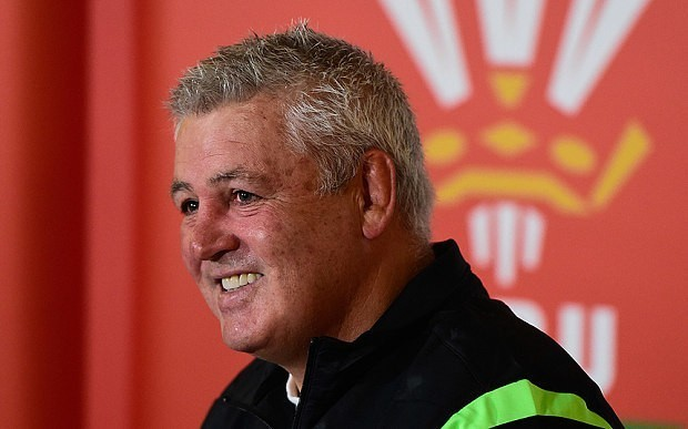 Six Nations mind games begin as Warren Gatland strikes early blow for confident Wales