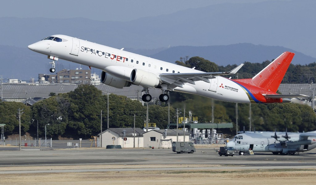 Japan picks Mitsubishi Heavy to develop own stealth fighter