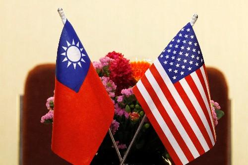 China bridles at rare meeting between Taiwan and U.S. security officials