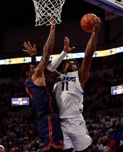 No. 13 Dayton tops Saint Louis on 3-pointer at OT buzzer