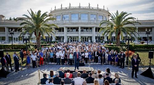 Ethics outcry as Trump touts 'magnificent' Doral for next G7
