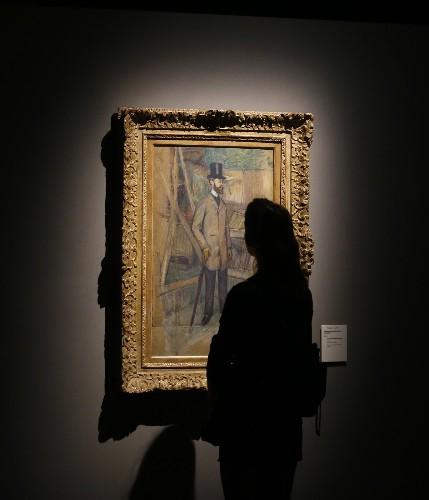Toulouse-Lautrec Exhibit Opens in Milan: Pictures