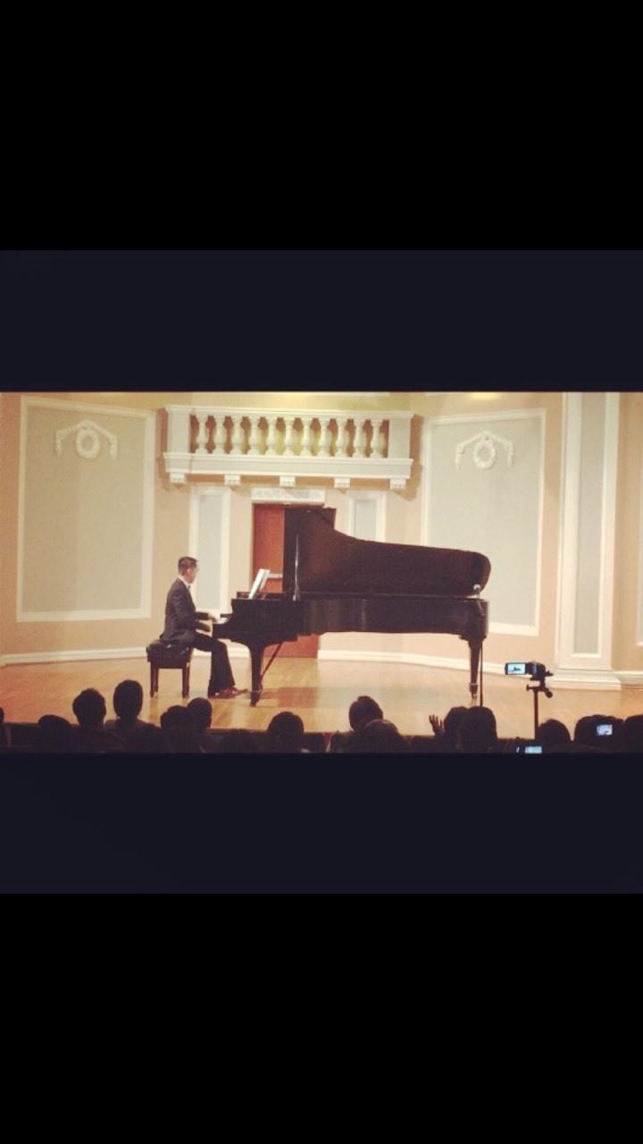 Jazz Piano Concert '15
