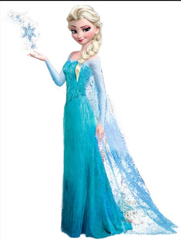 Elsa are very beauthiful!!!:)