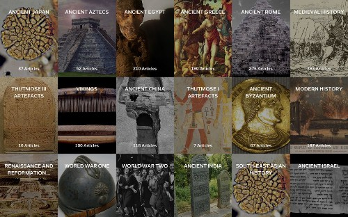 A Global Museum: How Flipboard Can Help Bring a World of Ancient Wonders to Classrooms Half a World Away