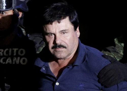 Prisoner 3870, alias 'El Chapo,' appears in rare Mexican video