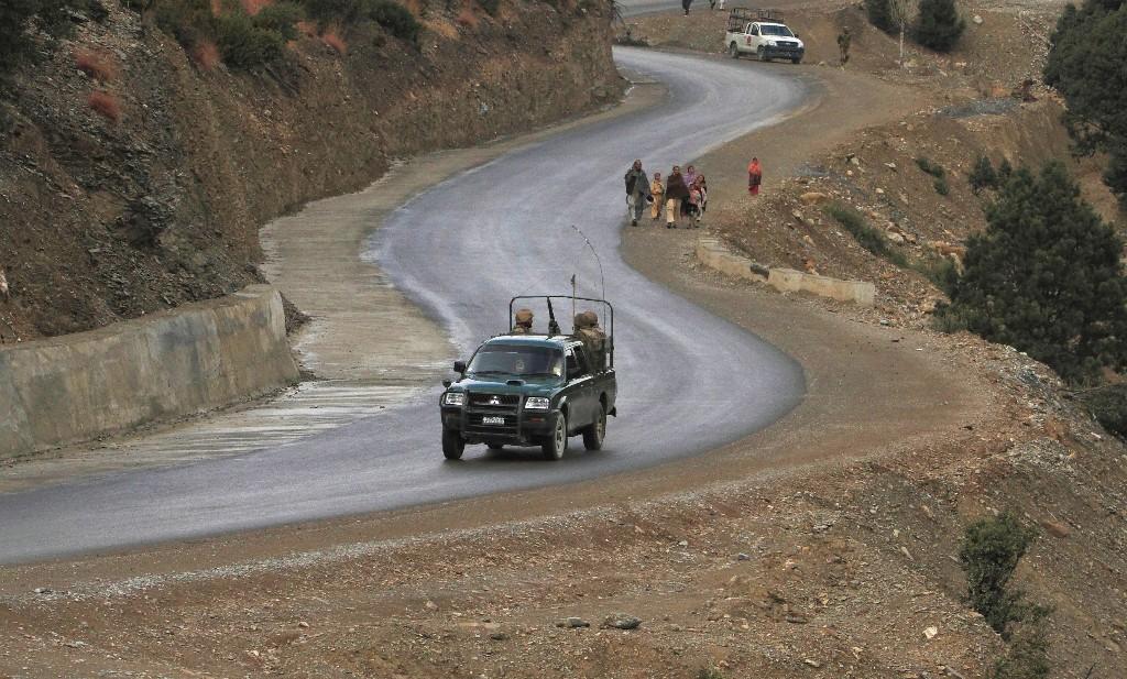 Attacks surge in northwest Pakistan as Afghan peace effort brings shifting sands