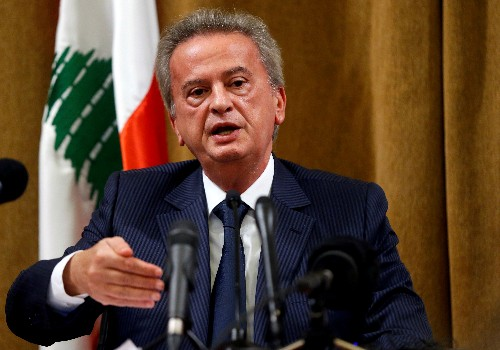 Lebanon central bank reassures foreign investors about deposits