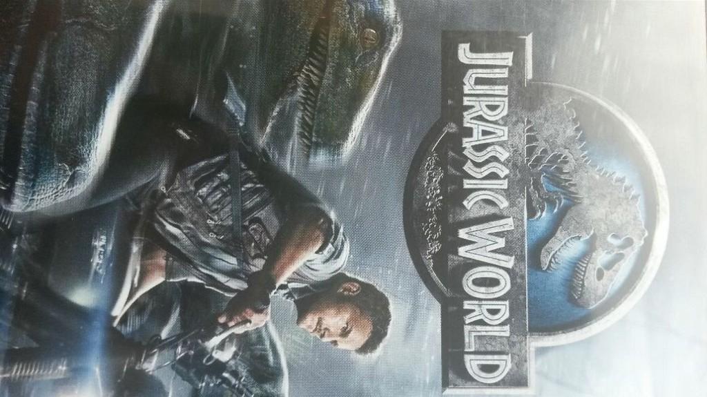 Jurassic Park - Magazine cover