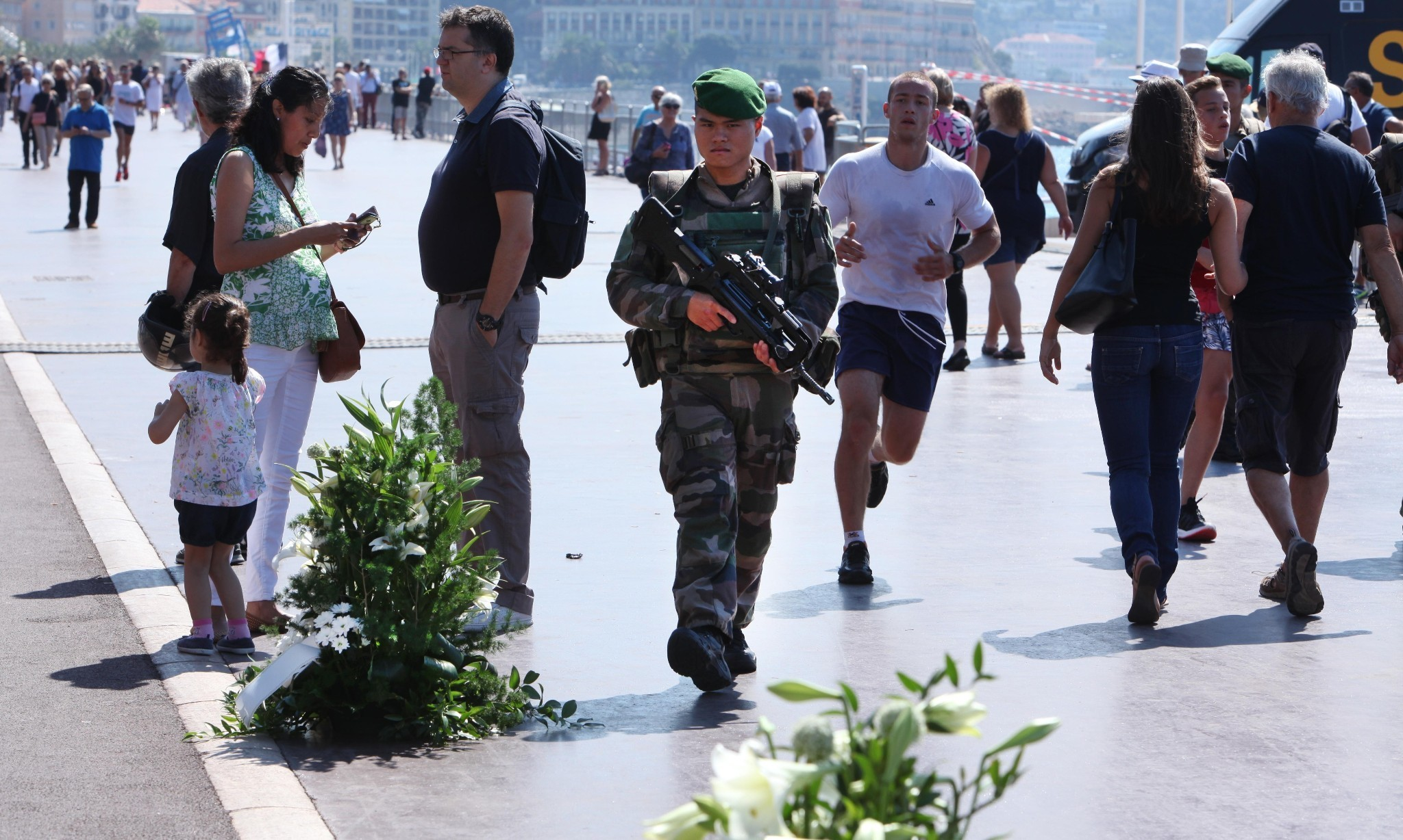 Nice officials reject request to delete truck attack surveillance footage