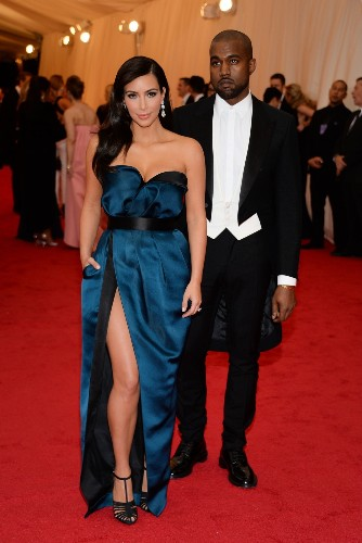 Kim and Kanye: A Photo Gallery