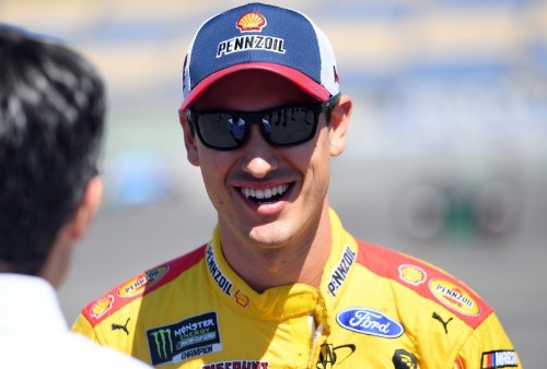 NASCAR notebook: Logano seeks success in New Hampshire