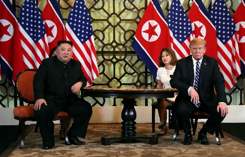 U.S. open to North Korea talks despite missile program activity