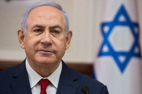 Netanyahu gives up role as Israel's foreign minister