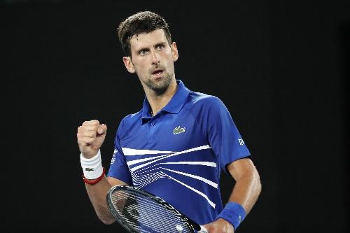 Tennis: Djokovic backs Pouille to knock on top-10 door after Melbourne run