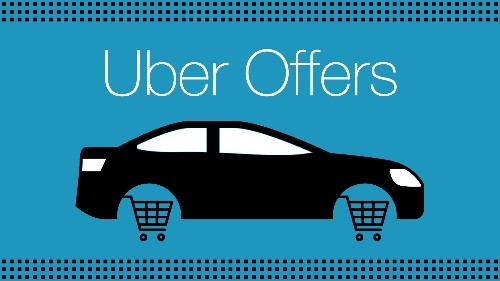 Uber Offers get merchants to pay for your ride