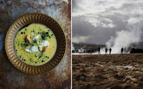 Living off Iceland: how the financial crisis sparked a foodie revolution