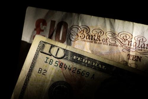Фунт стерлингов в минусе из-за беспокойства о Brexit