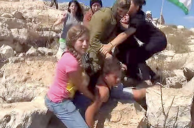 Cowardly brutality exposed: The viral video that should change the Israel/Palestine debate forever