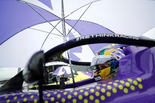 Motor racing: Visser heads Chadwick in W Series practice at Zolder
