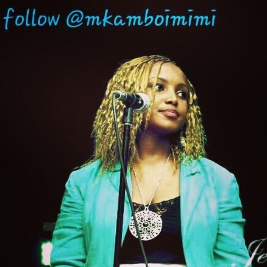 Alice Mkamboi. An rnb diva
