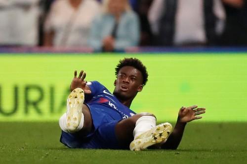 Soccer: Chelsea's Hudson-Odoi confirms season over due to Achilles injury