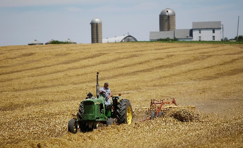 U.S. farm finances 'relatively stable' despite China trade war: Nutrien