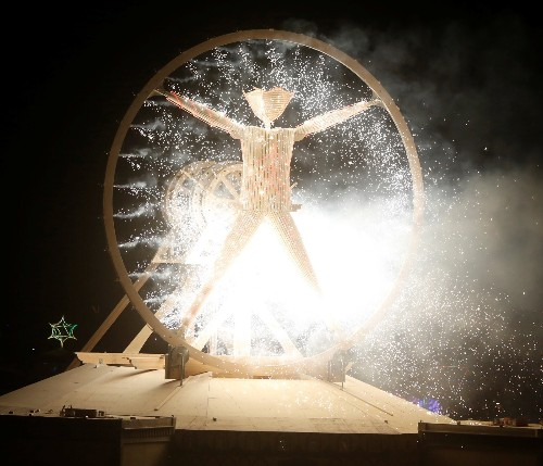 Burning Man in Pictures