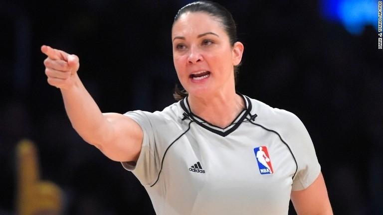 Complaint about NBA ref brings $25,000 fine